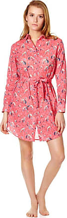 Vilebrequin Women - Cotton Shirt Dress Turtles Song - S