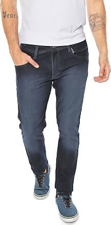 Fatal Surf Calça Jeans Fatal Surf Slim Comfort Azul-marinho
