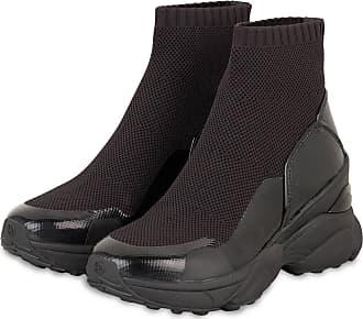 Michael Kors Hightop-Sneaker MICKEY - SCHWARZ