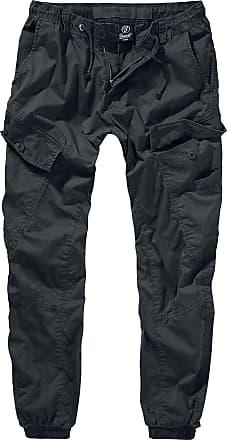 Brandit Ray Vintage Trouser - Cargohose - schwarz