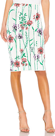 Bcbgmaxazria Sweater Pencil Skirt in White
