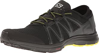 Salomon Tênis Trail Running Crossamphibian Swift, Salomon, Masculino, Preto, 44