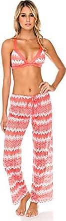 Luli Fama Womens Swimwear, -coral, MED