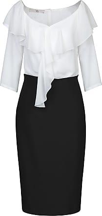 Xs Milano KLEIDER - Knielange Kleider auf YOOX.COM