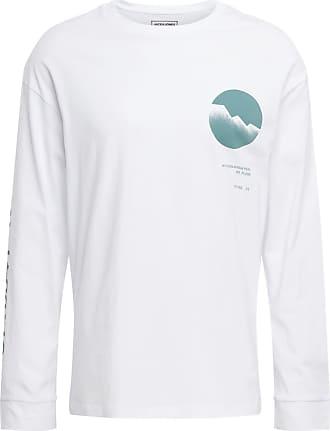 Jack & Jones Shirt weiß / grün