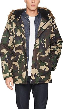Dickies Mens 07 200175 Jacket, Multicoloured (Camouflage Cf), XL