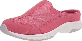 Easy Spirit womens E-TRAVELTIME90 Traveltime90 Pink Size: 8.5 XX-Wide
