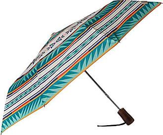 Pendleton Womens Umbrella, turquoise ridge, One Size