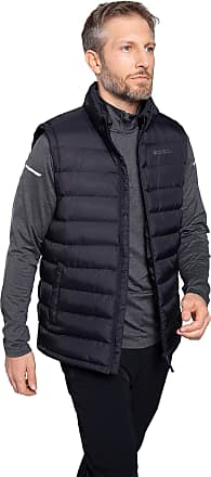 Mens Down Padded Gilet for Winter Travelling Easy to Store Coat Lightweight Jacket Walking Body Warmer