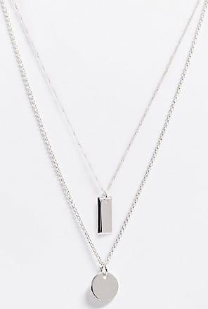 Weekday Silberne Halskette