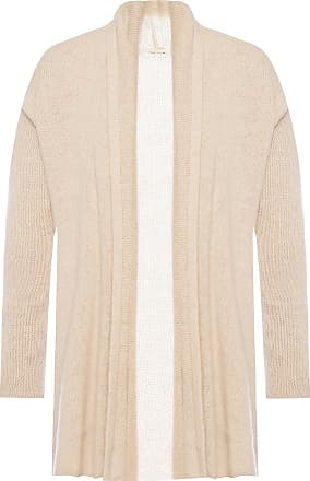 The Row Cashmere Cardigan Womens Beige