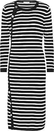 Altuzarra Arzel striped midi dress