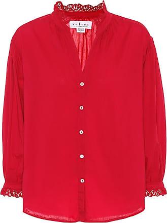Velvet Myrella cotton shirt