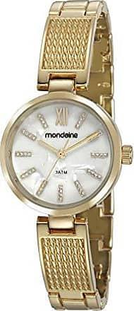 Mondaine Relogio Mondaine Feminino Ref: 83381lpmvdm1 Bracelete Dourado