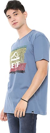 Reef Camiseta Reef Rasta Woven Azul
