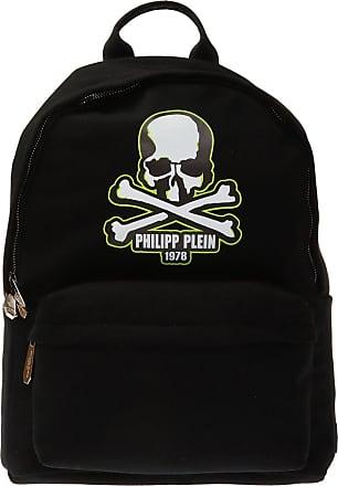 Philipp Plein Skull Backpack Mens Black