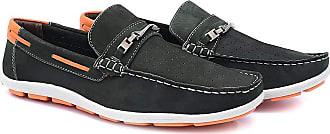 Di Lopes Shoes Mocassim em Nobuck em Couro (43)