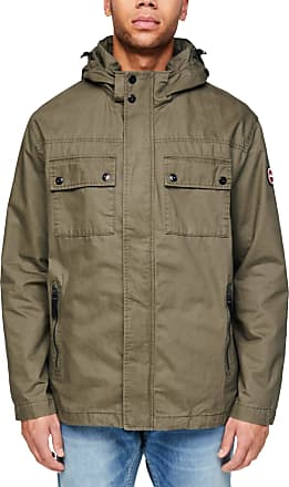 s.Oliver Mens Jacke Langarm Jacket, 7860 Green, XXX-Large