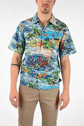 Prada Palm tree Printed Shirt size M