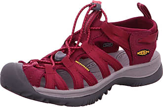 656a7c8e597d Keen Keen Whisper Womens Sandals UK 6.5 Beet Red Honeysuckle