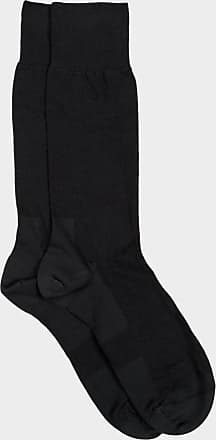 ZD Zero Defects Zero Defects black soya socks