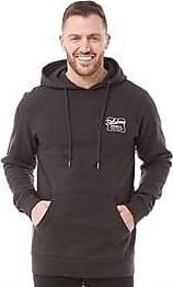 Billabong brushback fleece overhead hoodie