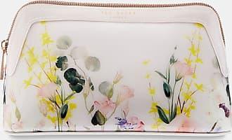 Ted Baker Elegant Makeup Bag in Pink TEEGAN, Womens Accessories