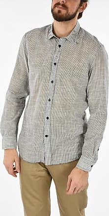 Diesel Striped S-EASTER Shirt Größe Xxl