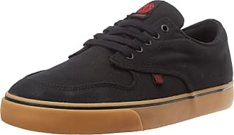 Element Black Gum Red, Mens Low-Top Trainers, Black (Black Gum Red 3545), 8 UK (42 EU)