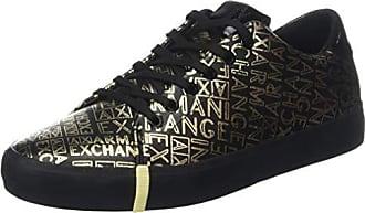 Armani Lace Up Sneaker Scarpe da Ginnastica Basse Donna 3dcbf9a95f3