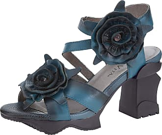 Laura Vita Arcmanceo 01 Womens Fashion Sandals, schuhgröße_1:41, Farbe:Blue