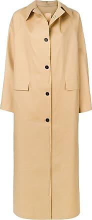 Kassl Editions Trench coat longo - Neutro