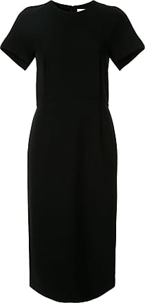 Dion Lee cap sleeve midi dress - Black