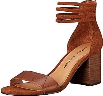 Chinese Laundry Womens Rylan Dress Sandal, Cinnamon Suede, 7.5 M US