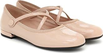 Miu Miu Ballerinas aus Lackleder