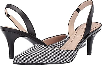 be6d182032c3 Life Stride Shane (Black White Gingham Vinci Gore) Womens Shoes