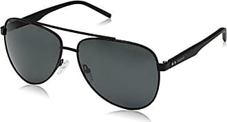c179a07728 Polaroid Sunglasses Mens Pld2043us Polarized Aviator Sunglasses BLACK 61 mm