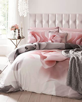 Ted Baker Porcelain Rose Double Duvet Cover in Pink HATYEE, Home