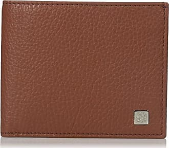 Bruno Magli Mens Bicolor Wallet, brown, One Size