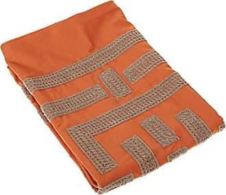 Natori Nara Embroidered Cotton Euro Shams Multi Euro Sham