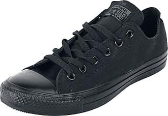 Converse CT AS Ox Black Monochrom - Sneaker - schwarz