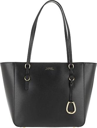 Lauren Ralph Lauren Tote - Bennington Shopper Medium Black - black - Tote for ladies
