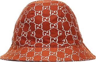 Gucci GG lamé wool-blend bucket hat