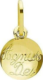 Prado Joias Pingente em Ouro 18k Agnus Dei