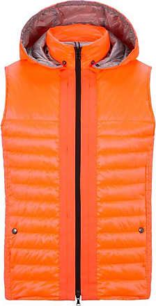Bogner Wilton Quilted waistcoat for Men - Orange
