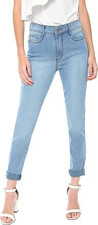 Enna Calça Jeans Enna Skinny Estonada Azul