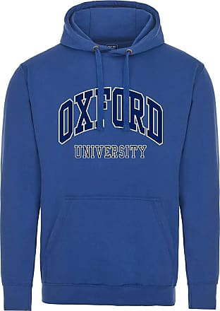 Oxford University Hoodie - Royal Blue - L