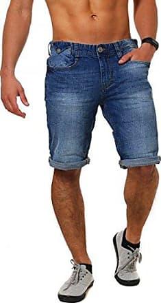 79929ac0b8a60b M.O.D Herren Jeans Shorts Joshua kurze Männer Sommerhose buffalo blue W31