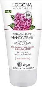 Logona Body care Hand & nail care Organic Damask Rose & Organic Shea Butter Organic Damask Rose & Organic Shea Butter 50 ml