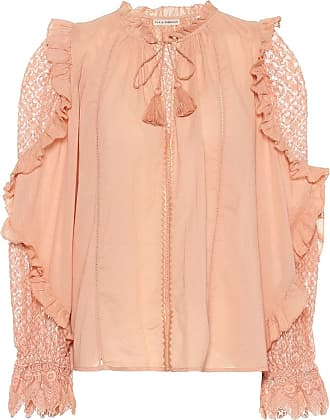 Ulla Johnson Shirley cotton-blend blouse